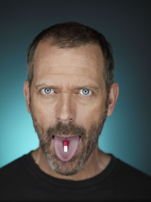 Dr. Gregory House Dr. Gregory House
