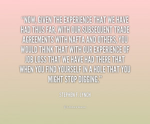 stephen f lynch quotes