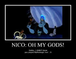 nico - the-heroes-of-olympus Photo