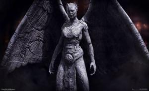 fallen angel quote in frankenstein Through Ancient Eyes I Frankenstein ...