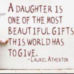 mother/daughter sayings