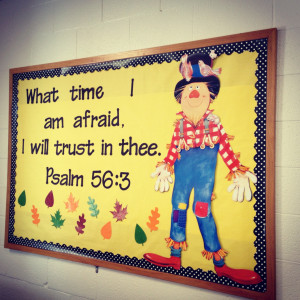 Fall Sayings For Bulletin Boards This was my favorite board