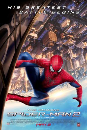 The Amazing Spiderman 2 (2014) 720p HD-DVDSCR