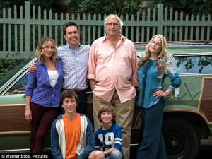 ... and Beverly D'Angelo return in National Lampoon's Vacation reboot