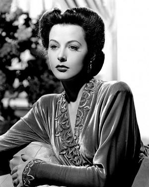 """Hedy Lamarr – """"la donna più bella del cinema"""" inventò il salto ..."""