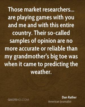 Dan Rather Quotes
