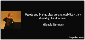 Related with Beauty And Brain Quotes