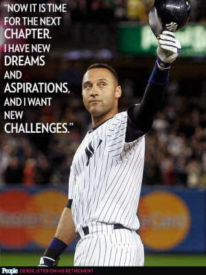 Derek Jeter quotes mobile iphone wallpaper