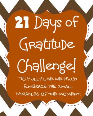 ... Am Grateful for Parenting Challenges {21 Days of Gratitude Challenge