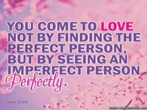 Finding Your Soul Mate - Romantic Quotes