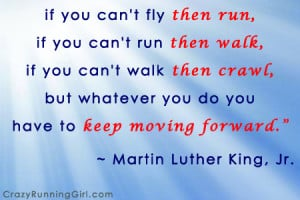 In honor of Martin Luther King, Jr. today, I want to share this quote:
