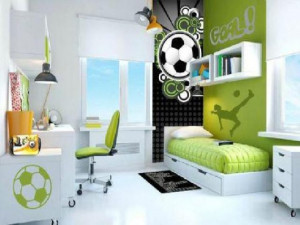 Teenage Boy Bedroom Paint Ideas