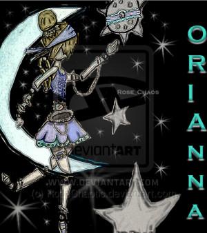 League Legends Orianna Rest