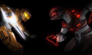 Sword Fight Guy Men Blood...