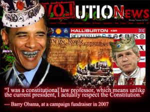 Obama Constitution Quotes