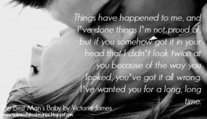 The Best Man's Baby by @VicJames101