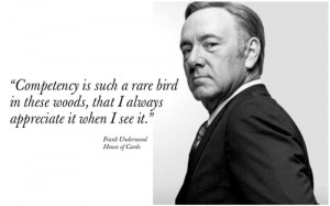 11 Great Quotes From Frank Underwood of House of Cards