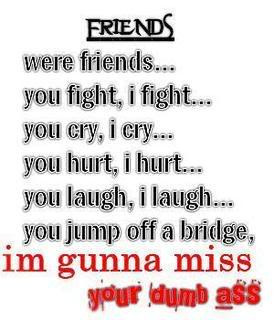 friends till the end Image