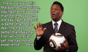 Neymar Is Better than Messi
