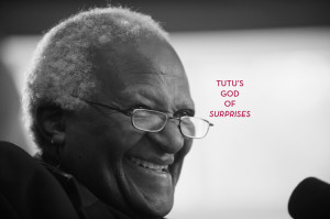 Transcript for Desmond Tutu — A God of Surprises