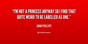 39 m Not a Princess Quotes