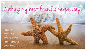 Best Friend Day (6/8) Ecard