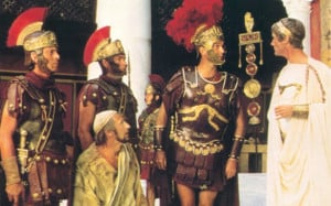 Pontius Pilate: 'I will not have my fwends widiculed by the common ...