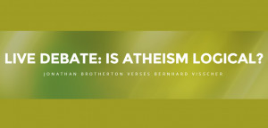 ... tonight s live debate is atheism logical sponsored by atheist analysis