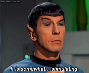Spock's Logical Party Tips