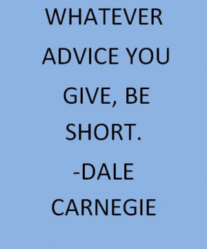 dale carnegie quotes on motivation. success and advice quotes