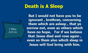 Bible Verses About Death