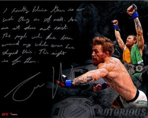 conor-mcgregor-ufc-189-autographed-photographe-with-post-fight-quote