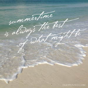 Happy Summer Solstice Quotes