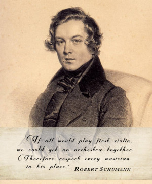 Schumann's 'Quintet in E flat for Piano and Strings' is one of the ...