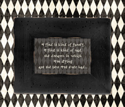 Mad World Lyrics Wallpaper - Goth Quote Wallpaper Image Preview