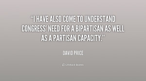 ... Congress' need for a bipartisan as well as a partisan capacity