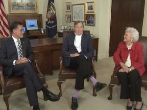 george-bush-sr-rocks-purple-socks-and-quotes-kenny-rogers-in-his ...