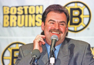 The late Pat Burns was inducted into the Hockey Hall of Fame this week ...