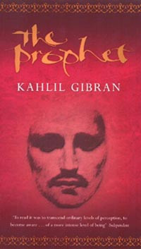Kahlil Gibran On Love The Prophet