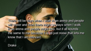 Drake quotes sayings about yourself himself wise famous deep