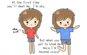boys, crazy, cute, friends, girl, girls, hair, life, people, quotes ...