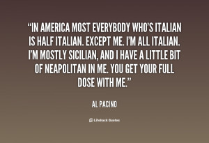 Italian Quotes About Life...