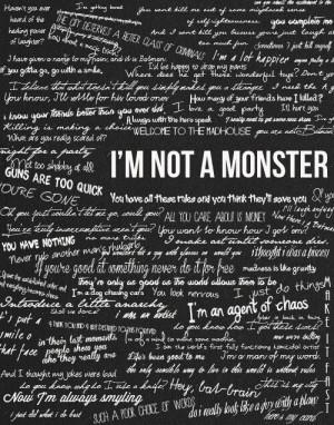 Joker quotes, deep, sayings, best, monster