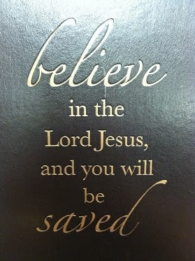 Religious Quotes,Prayers / Believe in The Lord Jesus...