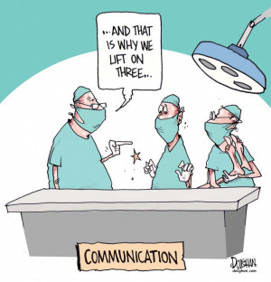Communication – The Key to Success
