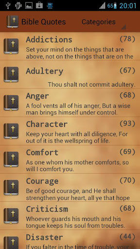 Welcome to Holy Bible Quotes App .
