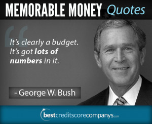 New memorable money quotes coming to you everyday!