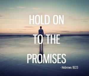 Comforting Bible Verses Hebrews 10:23