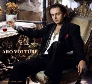 The Volturi Aro Volturi