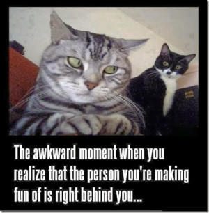 The Awkward Moment When You Realize… |Awesome Hilarious Wallpaper